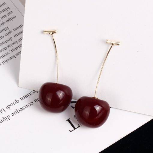 Cherry Earrings – Fruit Earings
