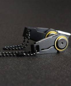 Zipper Pocket Knife