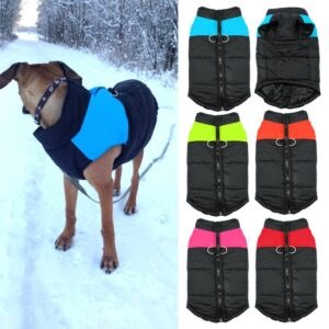 Waterproof Pet Dog Puppy Vest Coat For Small Medium Large Dogs S-5XL