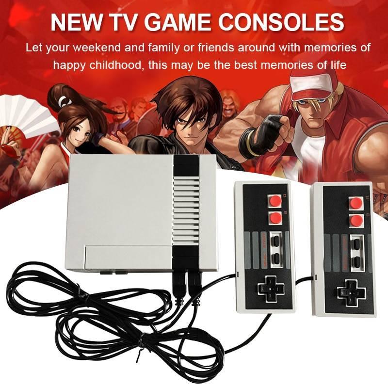 Retro Gaming Console