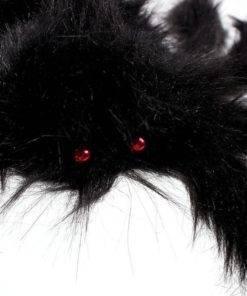 HTB19VcsXh2rK1RkSnhJq6ykdpXam Big Black Spider - Cool Halloween Decor