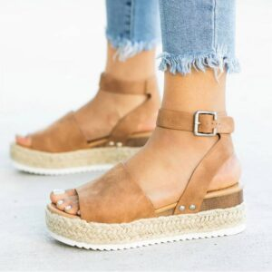 New Fashion Sandals With Plus For Women  – High Heels Sandals For Summer