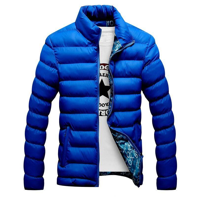 Windbreaker Quilted Winter Jacket – Outwear Brand SlimFit