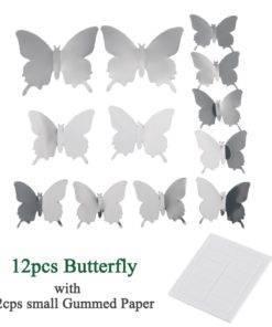 HTB1EmeoXxn1gK0jSZKPq6xvUXXaa Butterfly Wall Stickers