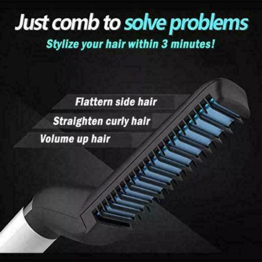 Fast Hair Styler for Men