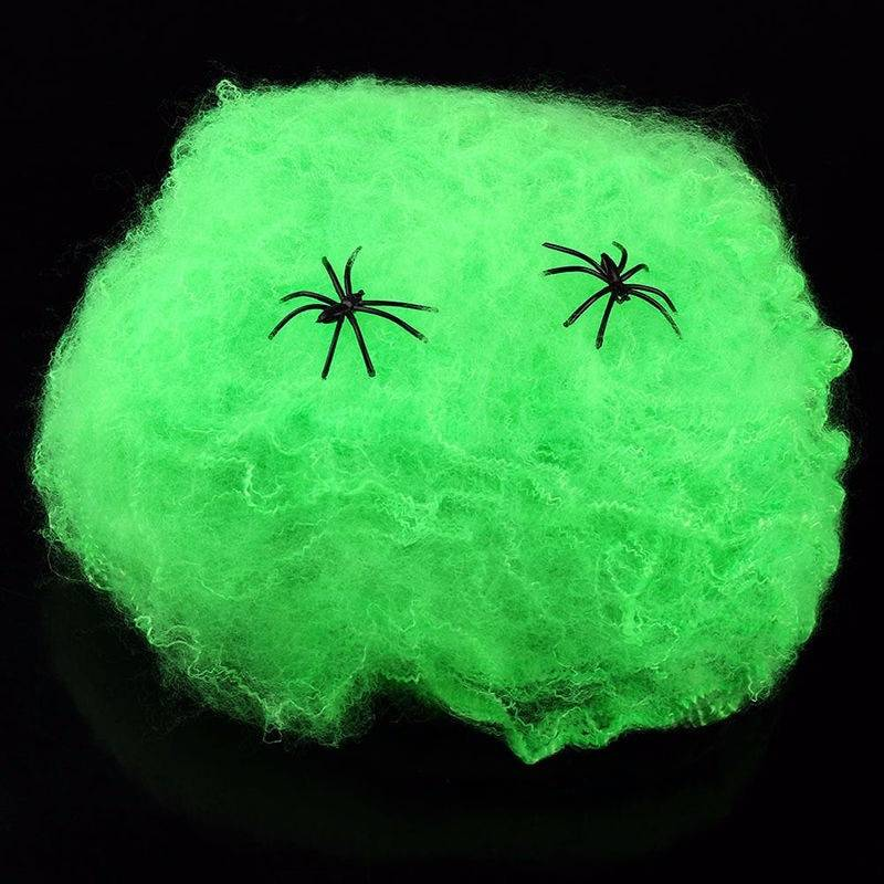 Cobweb Spider A great addition to any Halloween party