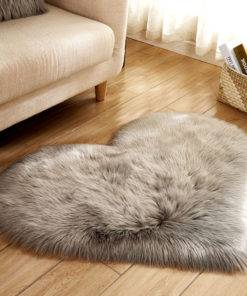 HTB1JlFbacfrK1Rjy0Fmq6xhEXXaT Fluffy Rugs Anti-Skid Home Bedroom Carpet Floor Mat