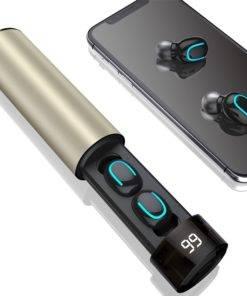 HTB1LJEqcSSD3KVjSZFKq6z10VXa7 Wireless Earbuds 3D Stereo - Dual Mic Mini Bluetooth Earphone