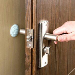Mute Door Fenders – Home Wall Sticker