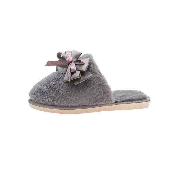 Closed Toe Slippers Winter Warm