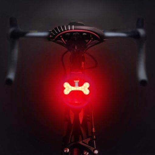 Multi Lighting Bicycle USB  Light –  Bicycle Lights for Mountains Bike Seatpost