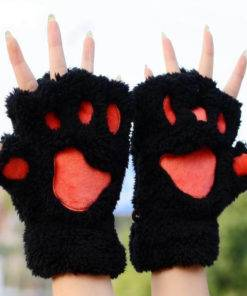 HTB1UcSkglcHL1JjSZJiq6AKcpXa8 Animal Paw Gloves