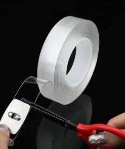 HTB1X5DSd.WF3KVjSZPhq6xclXXaE Nano Transparent Tape -  Waterproof Adhesive Tape