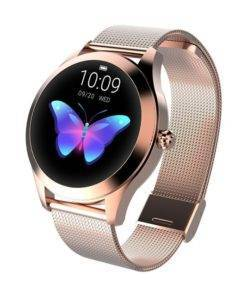 HTB1YdcrXuP2gK0jSZFoq6yuIVXaI Smart Watch Women - Heart Rate Monitor - Sleep Monitoring IOS And Android