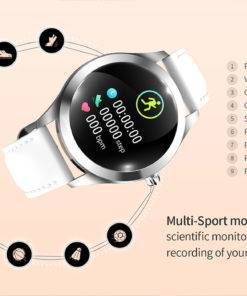 HTB1 j8GKrvpK1RjSZPiq6zmwXXaY Smart Watch Women - Heart Rate Monitor - Sleep Monitoring IOS And Android