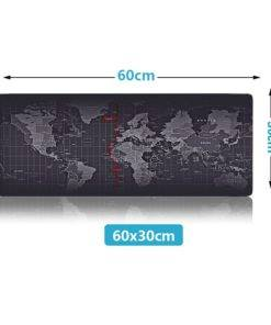 HTB1 sQ3TyLaK1RjSZFxq6ymPFXam Extra Large Mouse Pad - Old World Map Gaming Mousepad