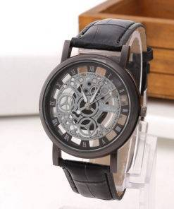 Skeleton Watch For Men – New Fashion Watch