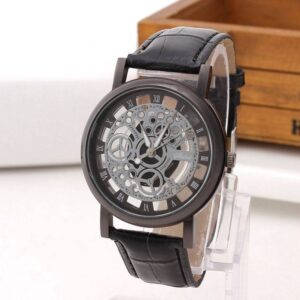Skeleton Watch For Men – New Fashion Watch