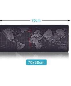 HTB1cWQBTrPpK1RjSZFFq6y5PpXan Extra Large Mouse Pad - Old World Map Gaming Mousepad