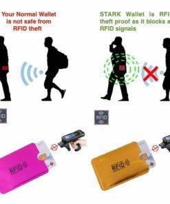 HTB1dDggaffsK1RjSszbq6AqBXXaN Wallet Blocking Reader Lock Bank Card Holder