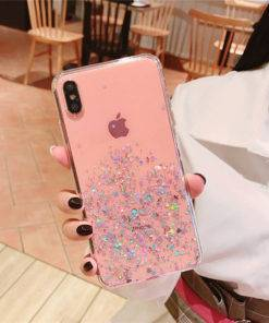 HTB1eubkVSzqK1RjSZFHq6z3CpXa4 Epoxy Star Transparent PhoneCase For iphone