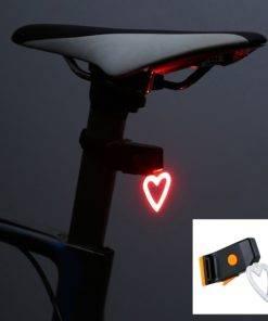 HTB1fUP2ajvuK1Rjy0Faq6x2aVXak Multi Lighting Bicycle USB  Light -  Bicycle Lights for Mountains Bike Seatpost