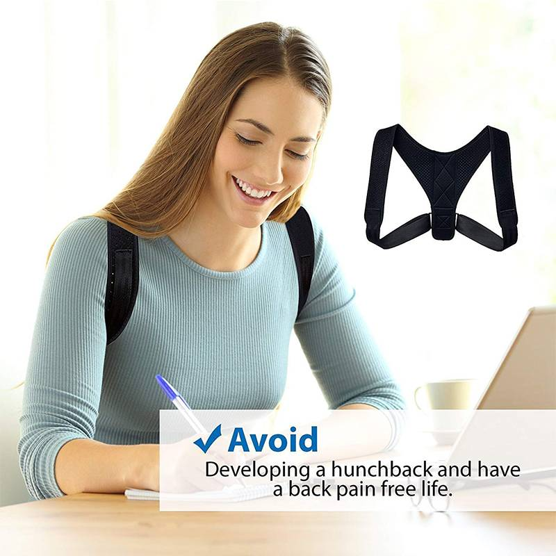 Medical Men/women Back Posture Corrector