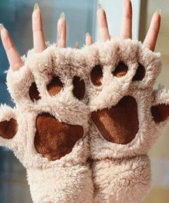 HTB1hOy3aEvMR1JjSZPcq6A1tFXaT Animal Paw Gloves