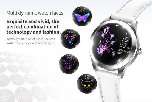 Smart Watch Women – Heart Rate Monitor – Sleep Monitoring IOS And Android