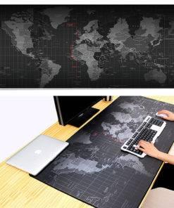 HTB1mPgOTwHqK1RjSZFkq6x.WFXa4 Extra Large Mouse Pad - Old World Map Gaming Mousepad