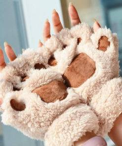 HTB1mVvlkC3PL1JjSZFxq6ABBVXaR Animal Paw Gloves