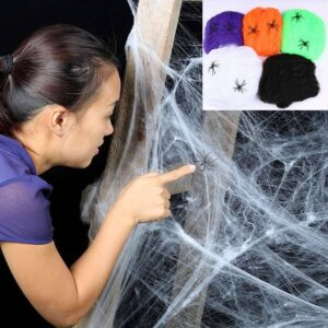 Spider Cobweb For Halloween Party