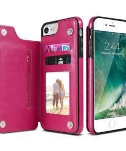 HTB1oCwiKwHqK1RjSZFkq6x.WFXaa Leather Case For iPhone