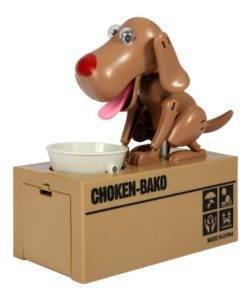 HTB1uPLNX6zuK1RjSspeq6ziHVXap Money Eating Dog Piggy Bank