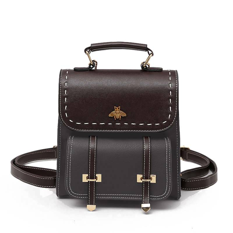 Vintage Style Backpack For Women