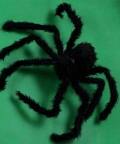 HTB1z6QrXffsK1RjSszbq6AqBXXap Big Black Spider - Cool Halloween Decor