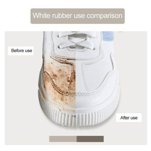Leather Cleaner – Dirt Eraser For Leather Shoes and Anything