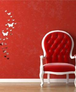 Hbf7211ab812a4aa5b47bf2d85b00f5ecG Butterfly Wall Stickers