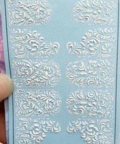 Hda46b294e742436b98a9b4d136cbf8f3l 3D Acrylic Art Engraved  Nail Sticker