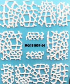 He558cc99fed241d499fd45288e517b40Y 3D Acrylic Art Engraved  Nail Sticker