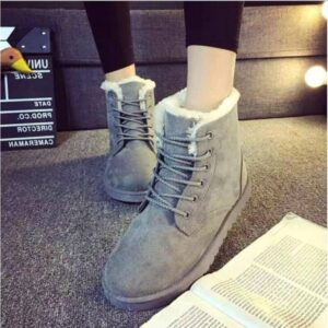Winter Snowy Boots  –  Classic Women Boots