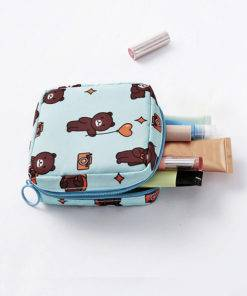 Hf6340b6b36424b2fac52f95c369c6c5bg Mini Women Cosmetic Bag Storage -  Makeup Bags Cosmetics Organizer