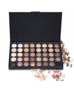 40 Colors Eyeshadow Makeup Palette