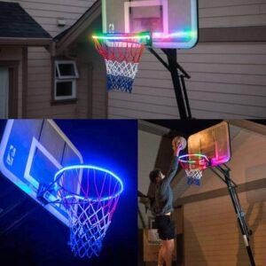 Hoop LED Light Basketball Rim