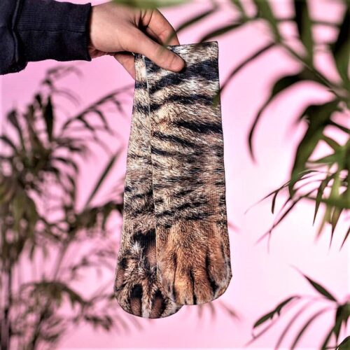 Animal Paw Socks (One Size Fits All)