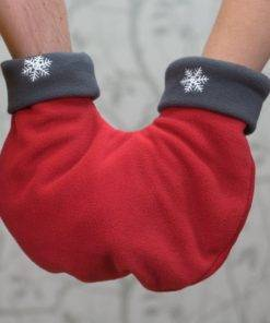 Couples Mittens For Valentines Day