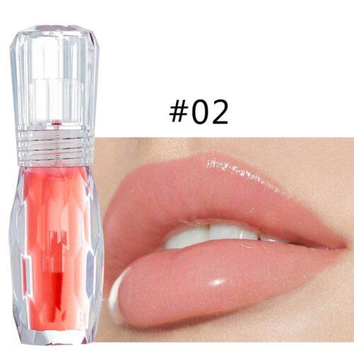 Long-Lasting Natural Mint Lip Moisturizing  Liquid Lipstick