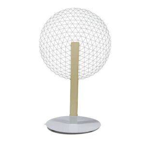 3D Effect Bloom Table Night Lamp