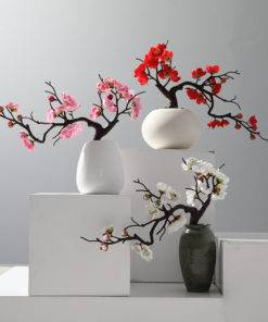 Plum Blossom Tree – Red Wedding Flowers