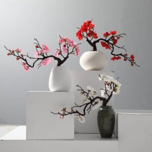 Plum Blossom Tree – Red Wedding Flowers